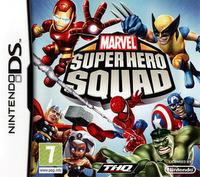 Marvel Super Hero Squad