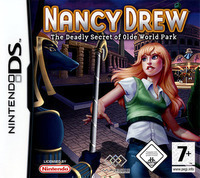 Nancy Drew et le Mortel Secret du Olde World Park