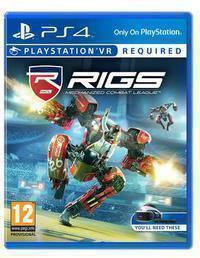 RIGS : Mechanized Combat League