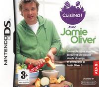 Cuisinez ! avec Jamie Oliver sur Nintendo DS