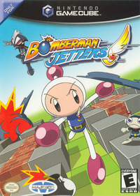 Bomberman Jetters sur Game Cube