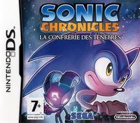 Sonic Chronicles : La Confrérie des Ténèbres sur Nintendo DS
