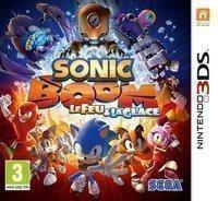 Sonic Boom : le Feu et la Glace sur Nintendo 2DS/3DS