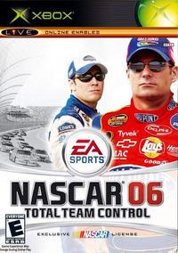 NASCAR 06 : Total Team Control