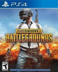 PlayerUnknown's Battlegrounds sur Playstation 4