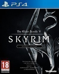 The Elder Scrolls V : Skyrim : Special Edition