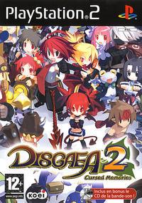 Disgaea 2 : Cursed Memories
