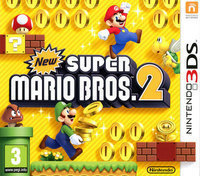 New Super Mario Bros. 2 sur Nintendo 2DS/3DS
