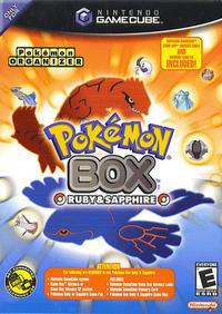 Pokémon Box : Rubis & Saphir
