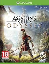 Assassin's Creed Odyssey Edition Gold