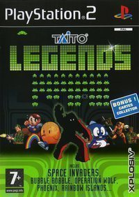 Taito Legends