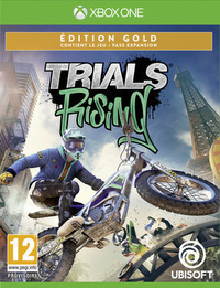 Trials Rising Édition Gold