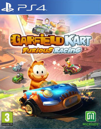 Garfield Kart Furious Racing !