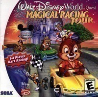Walt Disney World Quest : Magical Racing Tour