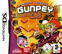 Music Puzzle : Gunpey DS