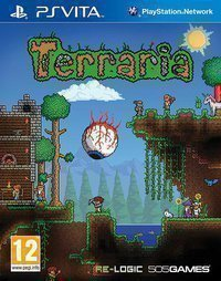 Terraria sur PS Vita
