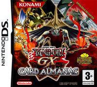 Yu-Gi-Oh! GX Card Almanac