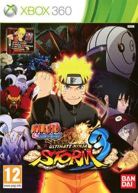 Naruto Shippuden Ultimate Ninja Storm 3 : Will of Fire Edition