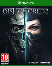 Dishonored 2 Edition Collector