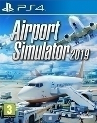 Airport Simulator 2019 sur Playstation 4