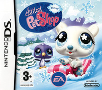 Littlest Pet Shop Hiver
