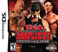 TNA iMPACT! : Cross the Line