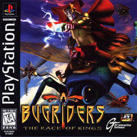 Bugriders : The Race of Kings