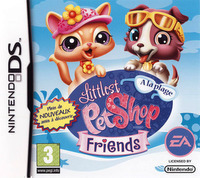 Littlest Pet Shop Friends : A la Plage