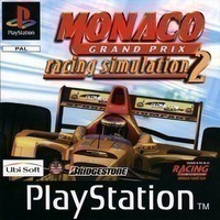 Monaco Grand Prix Racing Simulation 2