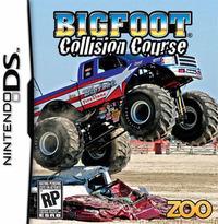 Bigfoot Collision Course