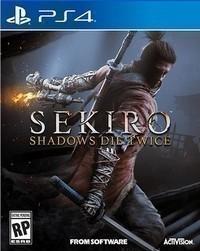Sekiro Shadows Die Twice Edition Collector