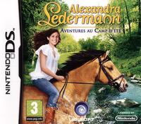 Alexandra Ledermann : Aventures au Camp d'Eté sur Nintendo DS