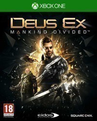 Deus Ex : Mankind Divided Edition Collector