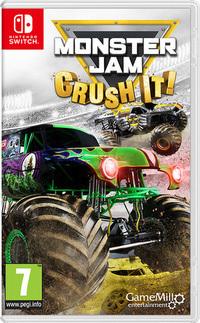Monster Jam : Crush It !
