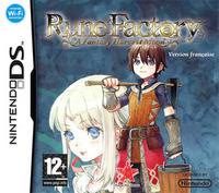 Rune Factory : A Fantasy Harvest Moon