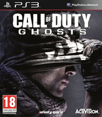 Call of Duty : Ghosts sur Playstation 3