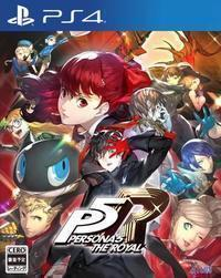 Persona 5 Royal sur Playstation 4