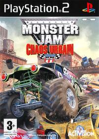 Monster Jam : Chaos Urbain
