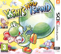 Yoshi's New Island sur Nintendo 2DS/3DS