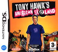 Tony Hawk's American Sk8land sur Nintendo DS