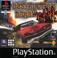 Destruction Derby Raw