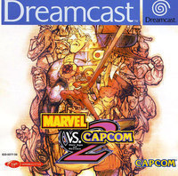 Marvel vs. Capcom 2 : New Age of Heroes