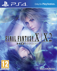 Final Fantasy X / X-2 HD
