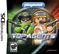 Playmobil : Top Agents