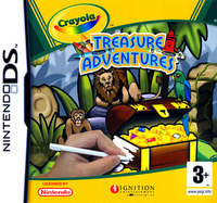 Crayola Treasure Adventures