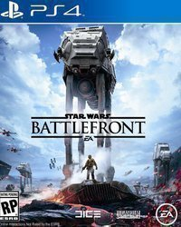 Star Wars : Battlefront sur Playstation 4