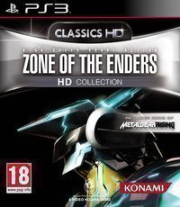 Zone of the Enders HD Collection sur Playstation 3