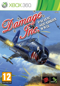 Damage Inc. Pacific Squadron WWII Edition Collector