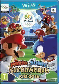 Mario & Sonic aux Jeux Olympiques de Rio 2016 sur Wii U