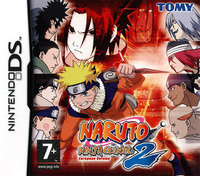 Naruto : Ninja Council 2 - European Version